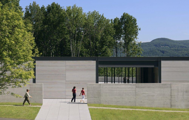 Центр Стоун-Хилл Института искусств Кларк