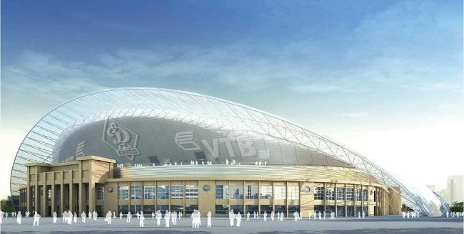 ВТБ Арена парк. Проект реконструкции стадиона «Динамо»