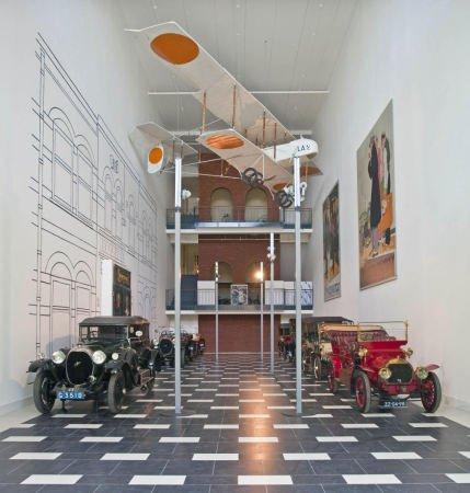 Музей автомобилей Лаувмана