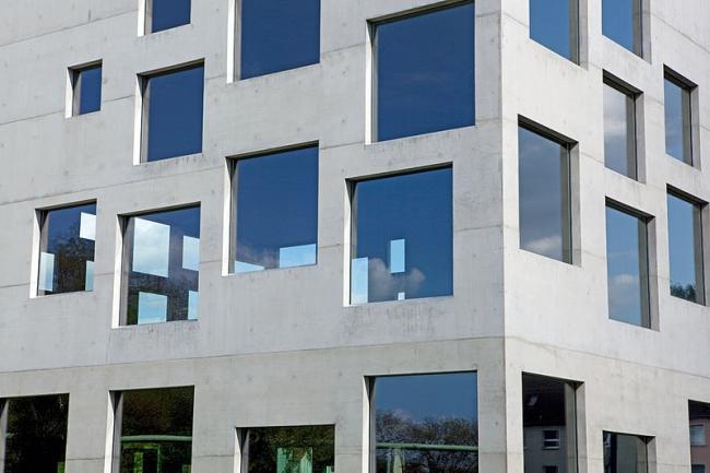 Школа менеджмента и дизайна Цольферайн. Фото: Hpschaefer via Wikimedia Commons. Лицензия CC-BY-SA-3.0