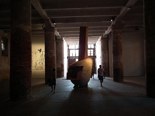 XII Венецанская биеннале. Фото Юлии Тарабариной