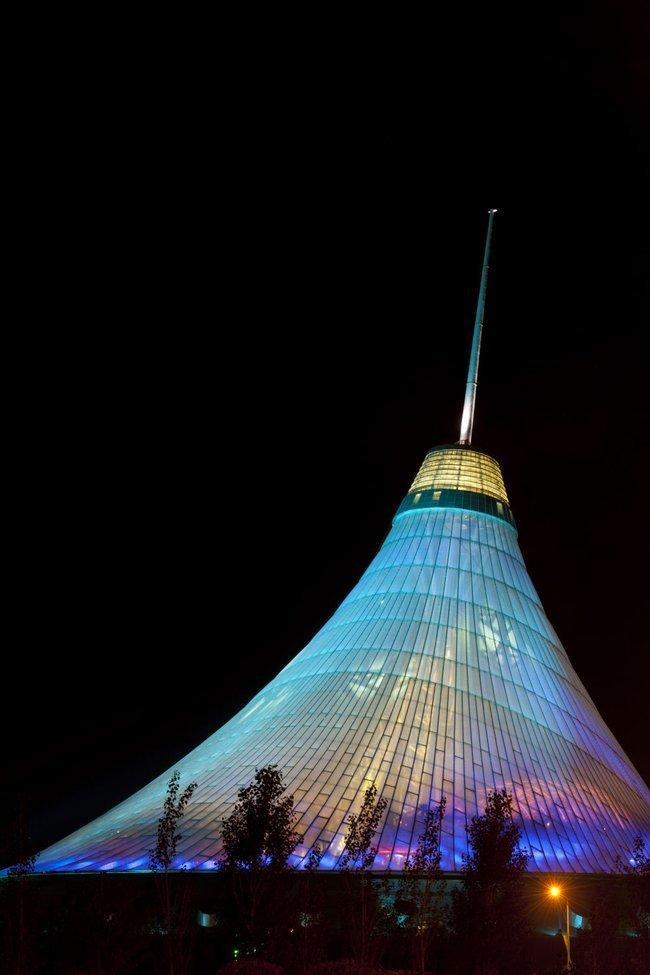 Хан Шатыр - развлекательный центр
