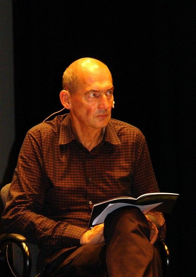 Рем Колхас. Фото Нины Фроловой