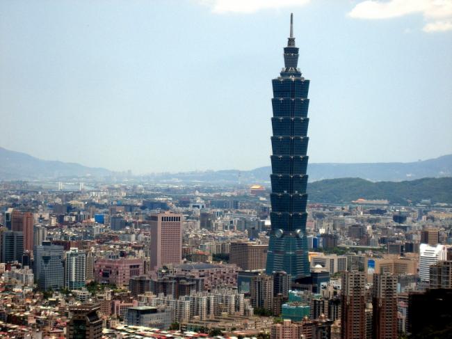 Башня «Тайбэй 101». Фото: My Day via flickr.com. Лицензия CC BY 2.0