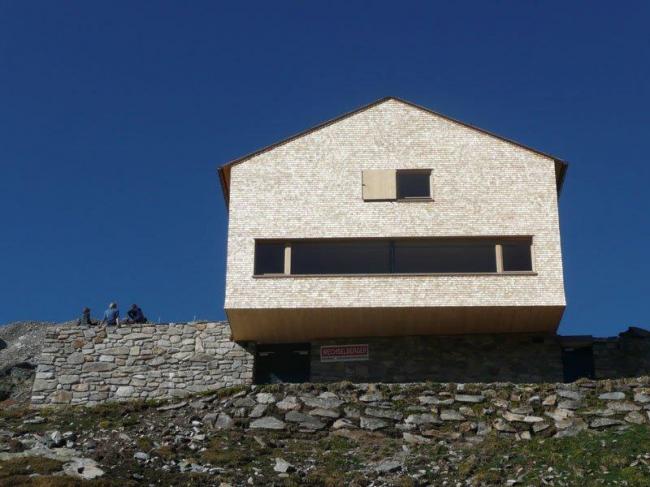 Клуб альпинистов. Гинцлинг.  Фотография: бюро Кауфмана