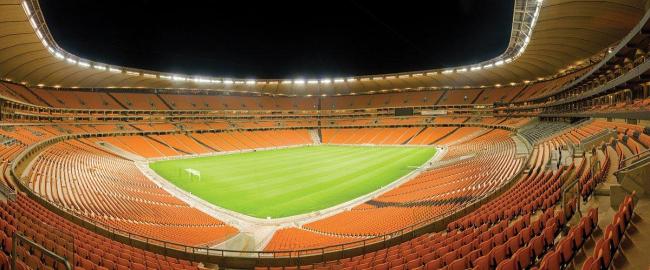 Стадион «Соккер Сити» в Йоханнесбурге