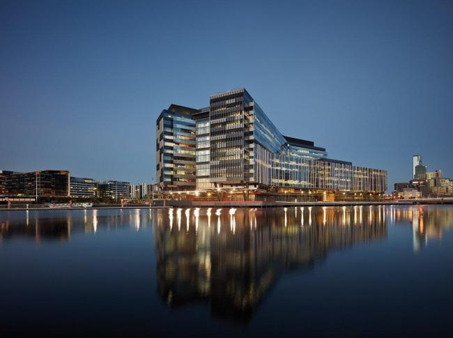 Офисный комплекс ANZ Centre в Мельбурне