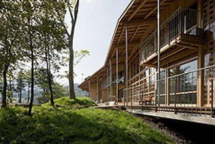 Начальная школа Нанасава Кибо-но-Ока в Ацуги