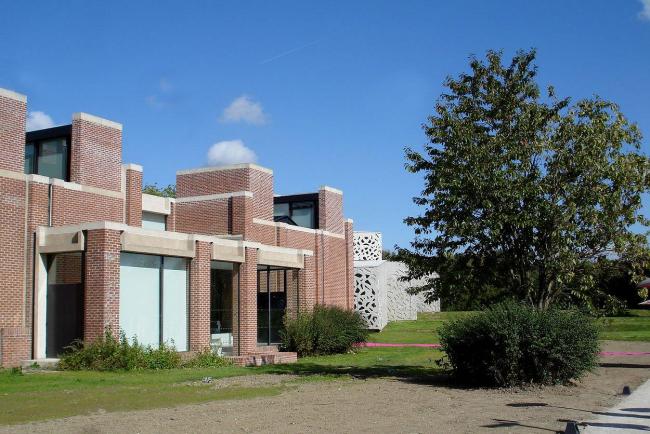 Музей современного искусства метрополии Лилля - старое здание