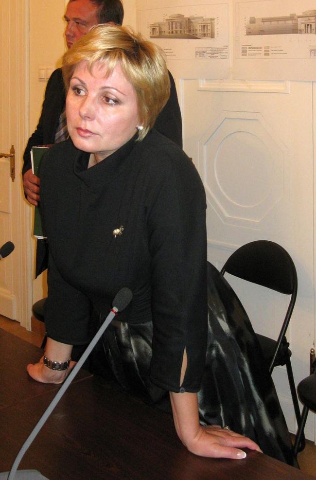 Елена Гагарина, директор музеев Кремля. Фотографии Анны Мартовицкой