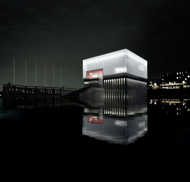 Проект Sutherland Hussey Architects