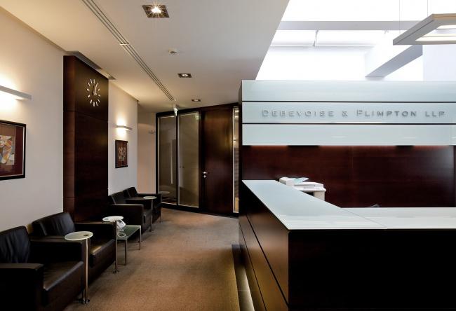 офис компании Debevoise&Plimpton