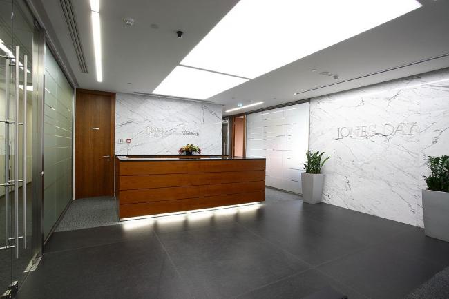 офис компании Jones Day