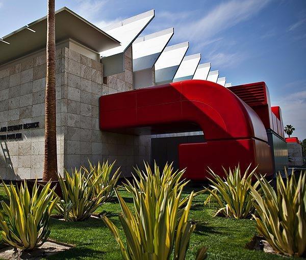 Выставочный павильон Ресник Музея искусства округа Лос-Анджелес
