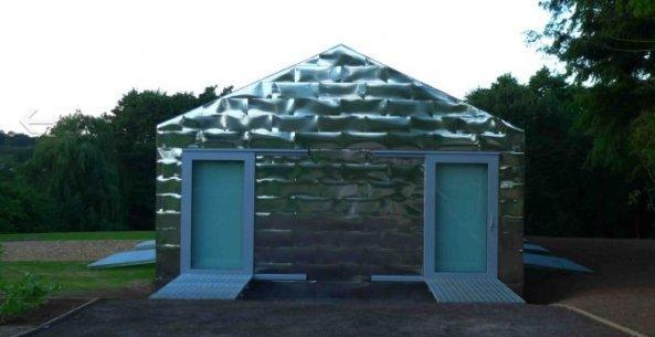 Вилла Balancing Barn