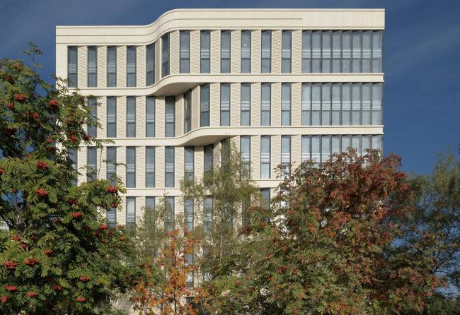 Офисное здание на Ленинском проспекте (Офис НОВАТЭК) – SPEECH Чобан & Кузнецов. Фото © Ю.Пальмин