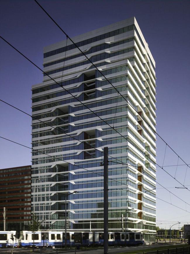 Башня UNStudio Tower. Фото © Christian Richters
