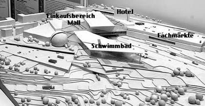 Многофункциональный комплекс в Брюннен