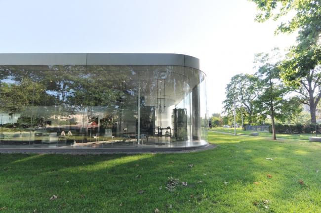 Стеклянный павильон Музея искусств Толидо. Фото: Park via flickr.com. Лицензия CC BY 2.0