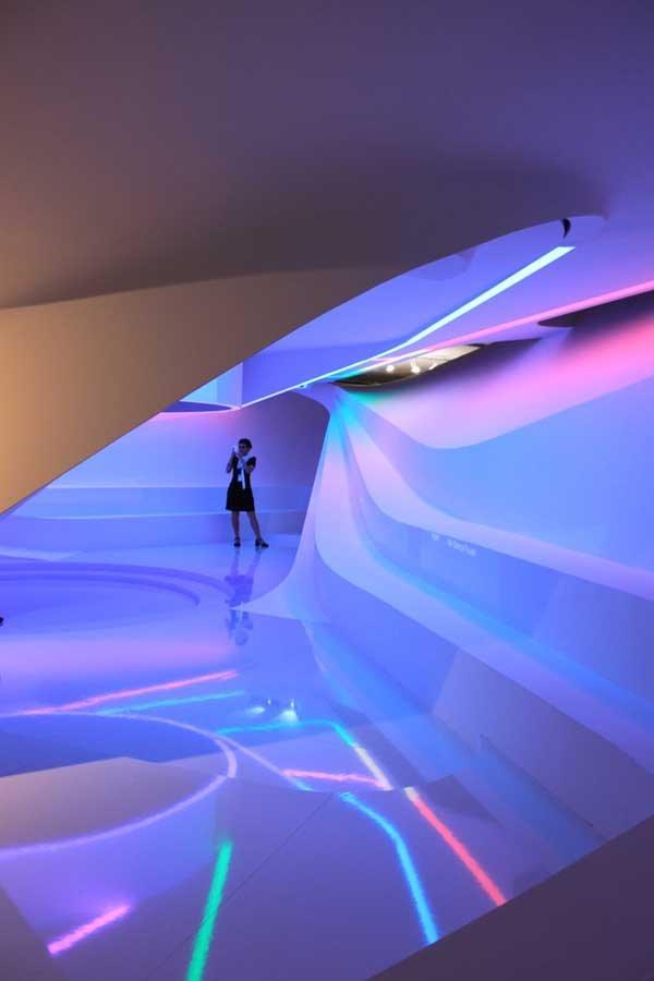 Павильон Youturn на 29-й художественной биеннале в Сан-Паулу