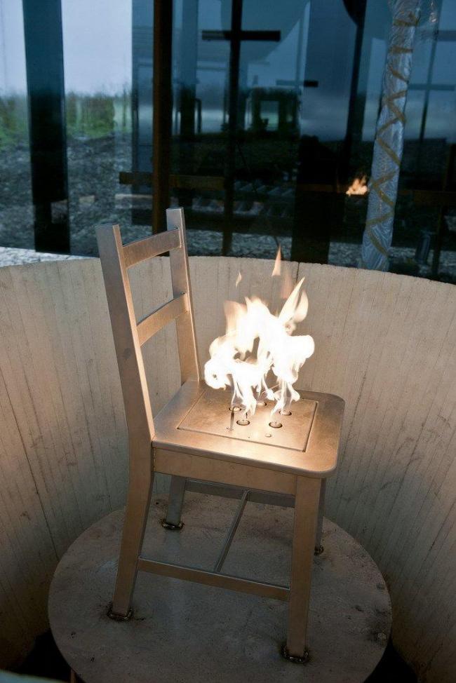 Мемориал сожженным ведьмам в Финнмарке. Фото © Jiri Havran