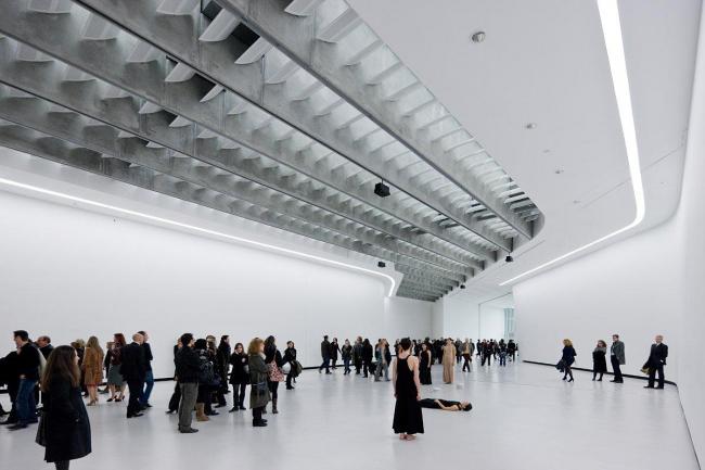 MAXXI - Национальный музей искусств XXI века. Фото © Iwan Baan