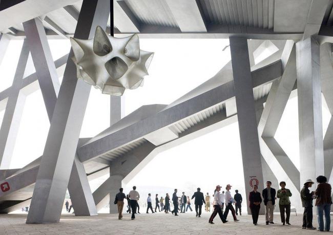 Национальный Олимпийский стадион. Фото © Iwan Baan
