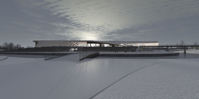 Проект «Фабрика Россия» для XII Венецианской биеннале архитектуры: исторический центр Вышнего Волочка