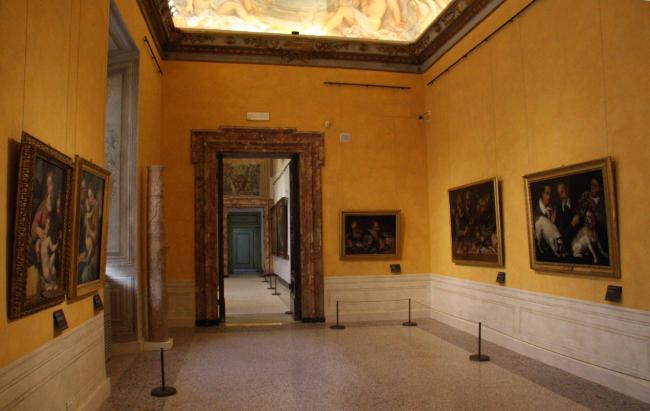 Национальная галерея в Палаццо Барберини. Фото © Анна Вяземцева