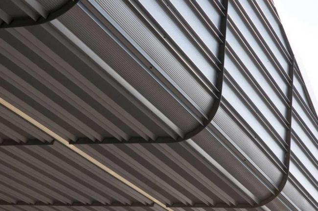 Выставочный центр ExCeL London - II очередь. Фото © Mark Humphreys