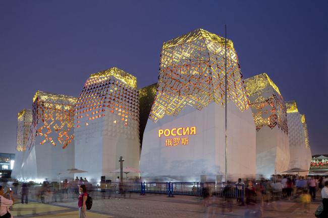 Павильон России на ЭКСПО-2010