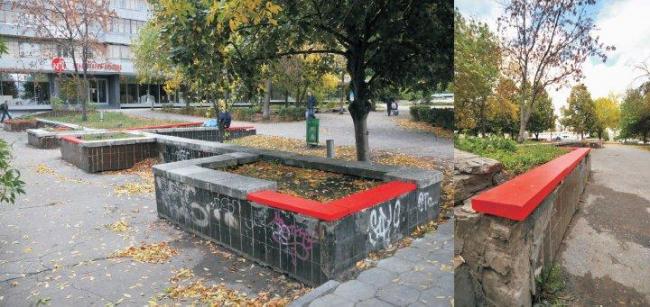 Подпорная стена. Матвей Малахов и Наталья Куслиева