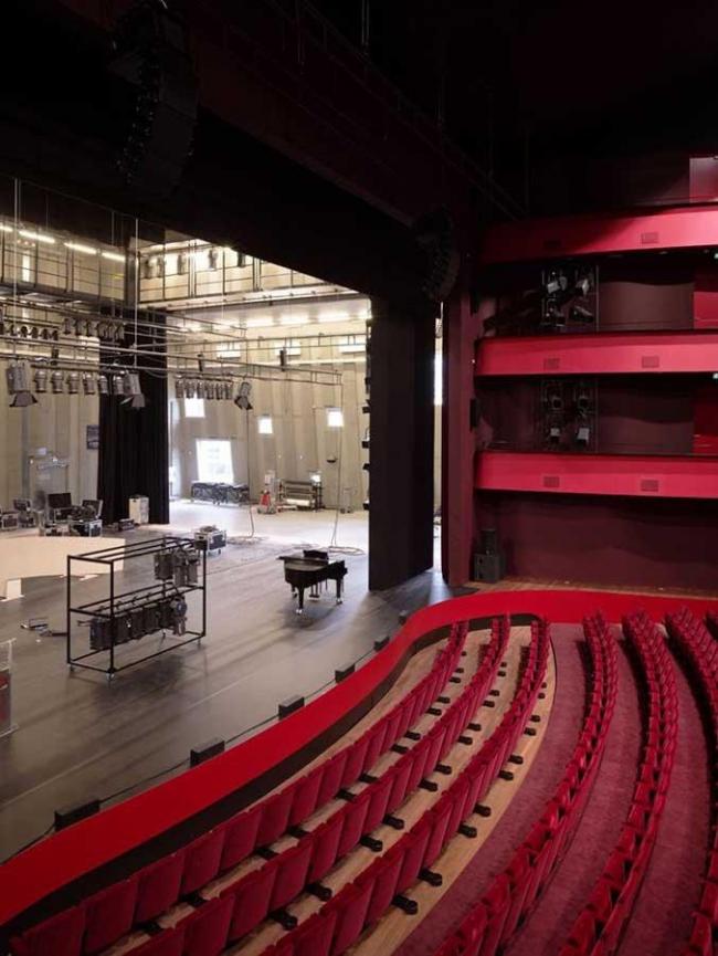 Театр «Амфион». Фото © Christian Richters