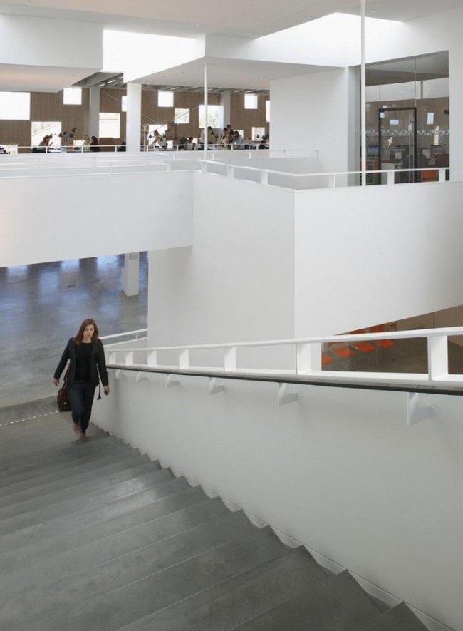Школа архитектуры в Умео