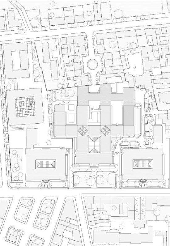 Берлинский естественнонаучный музей - реконструкция восточного крыла