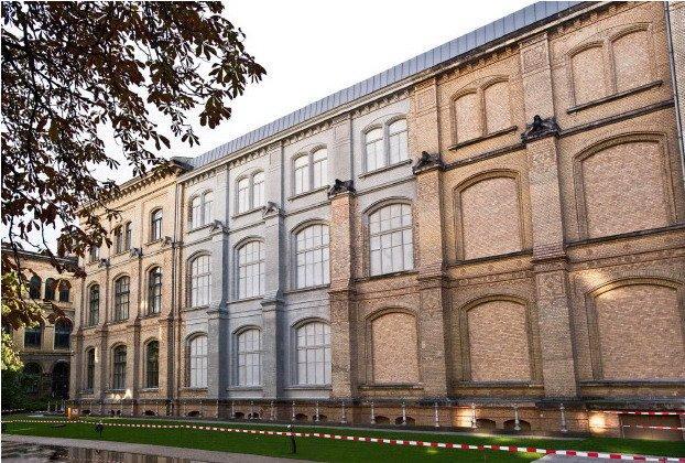 Берлинский естественнонаучный музей – реконструкция восточного крыла. Бюро «Динер & Динер»