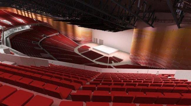 Арена Leeds Arena © Populous