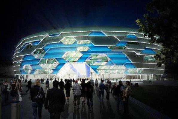 Арена Leeds Arena