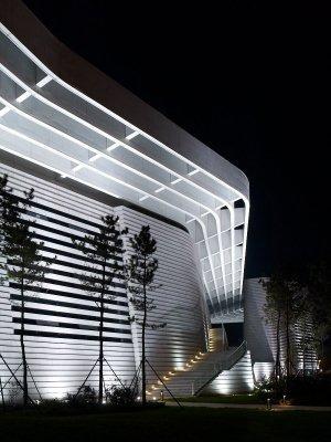 Большой театр Циндао © Christian Gahl. Предоставлено gmp