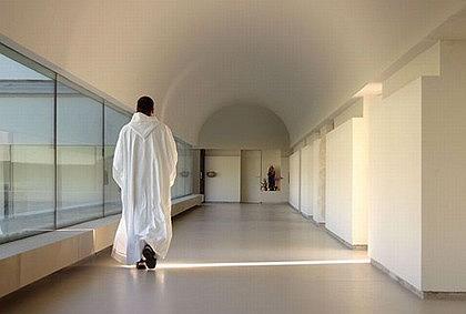 Современная архитектура — для религии