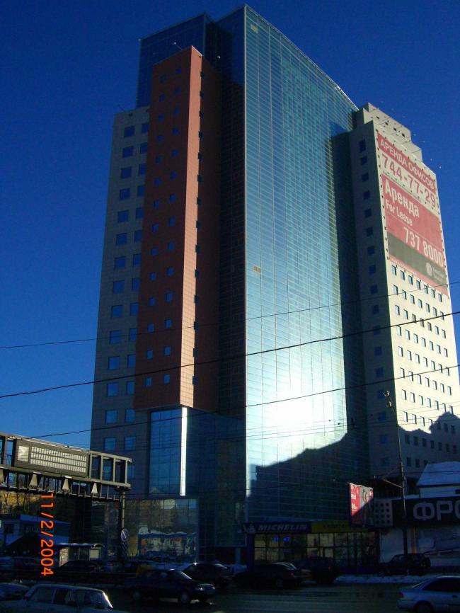 Бизнес-центр «Новосущевский»,  2008