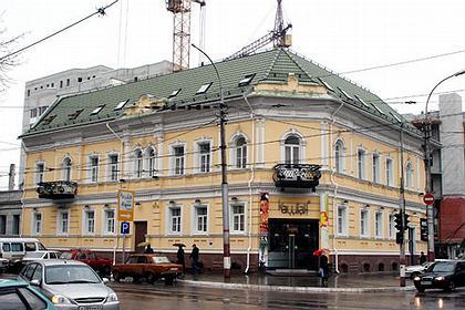 В отсутствие интересных новых зданий лучшими в Саратове пока считаются реконструированные старые особняки