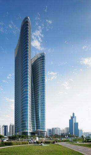 Башня ADIA, Абу-Даби, ОАЭ