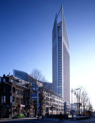 Башня De Hoftoren, Гаага, Нидерланды