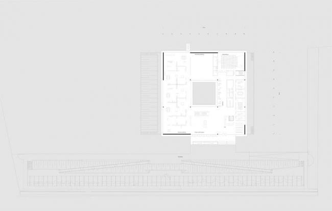 Мемориальный комплекс «Топография террора» © Heinle, Wischer & Partner