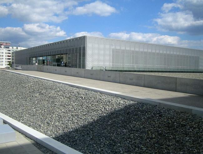 Мемориальный комплекс «Топография террора». Фото: Manfred Brückels via Wikimedia Commons. Лицензия CC-BY-SA-3.0