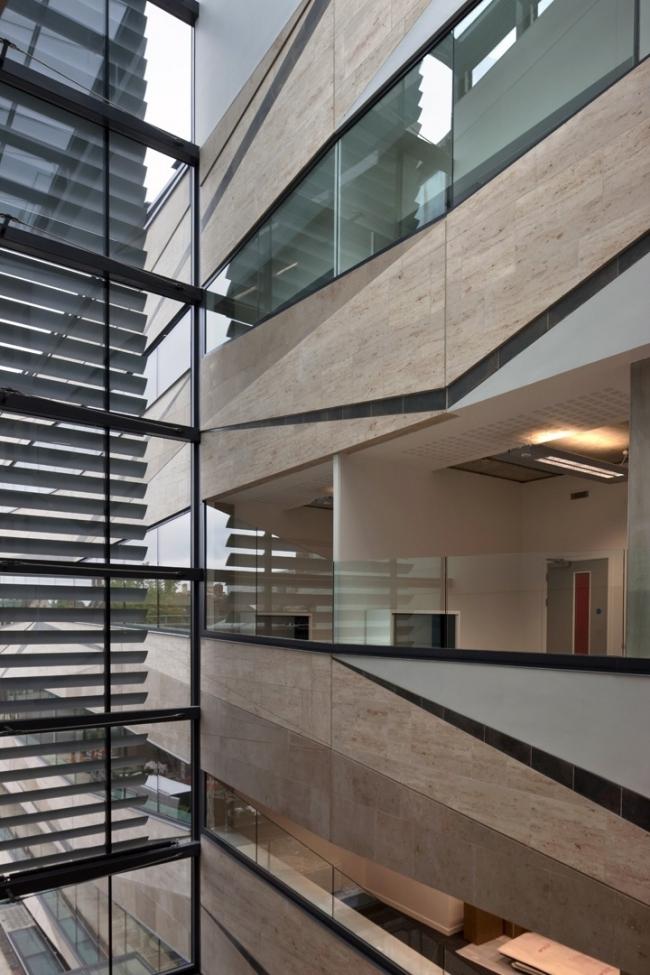 Факультет наук о Земле Оксфордского университета. Фото © Morley von Sternberg