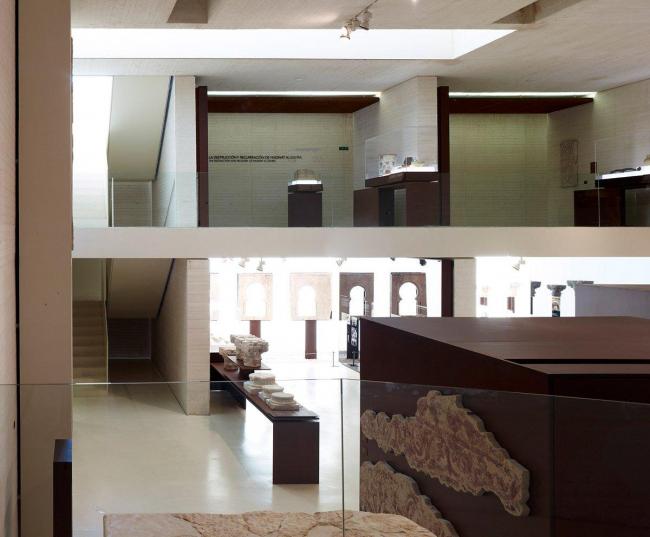 Музей Мадинат аз-Захра в Кордове мастерской «Nieto Sobejano Arquitectos»