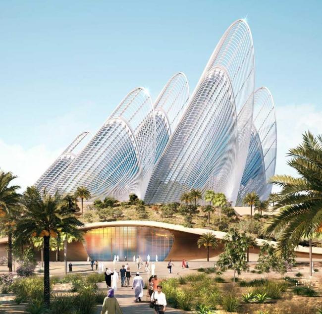 Национальный музей шейха Зайеда
