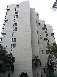 Башня «Хабитат 2». Сингапур. 1986